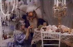 Labyrinth ballroom scene - tabelscape