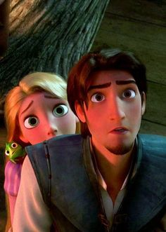 Flynn/Eugene and Rapunzel. I LOVE that Eugene was willing to die for her, and that Rapunzel was willing to be a prisoner to save him. Rapunzel Y Eugene, Rapunzel Disney, Tangled Rapunzel, Tangled 2010, Flynn Rider And Rapunzel, Tangled Movie, Tangled Wallpaper, Cute Disney Wallpaper, Disney Princess Pictures