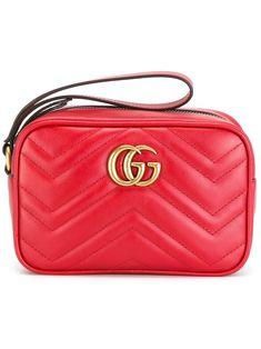 9e367b4b0 bolso gucci baratas original, Gucci Clutch Con Placa Del Logo 6433 Mujer  Bolsos Clutches,