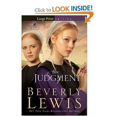 beverly lewis books | The Judgment (The Rose Trilogy) - Beverly Lewis