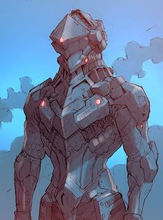 Robot ★ || CHARACTER DESIGN REFERENCES (www.facebook.com/CharacterDesignReferences & pinterest.com/characterdesigh) • Love Character Design? Join the Character Design Challenge (link→ www.facebook.com/groups/CharacterDesignChallenge) Share your unique vision of a theme every month, promote your art and make new friends in a community of over 20.000 artists! || ★