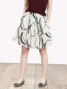 Banana Republic Mini Skirt Cocoon