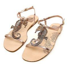 Dolce Vita Seahorse sandals