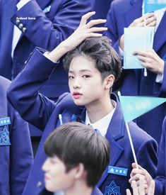 Son Dongpyo is the next Lee Daehwi Got7 Jackson, Jackson Wang, Dsp Media, Love U Forever, Produce 101, Kpop Groups, Boyfriend Material, Cute Boys, Boy Bands