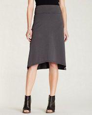 Easy Fold-Over Knit Skirt GH