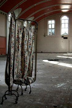 Abandoned: Severalls Mental Hospital - Colchester, UK