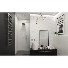TEL AWIV Bathroom Lighting, Black And White, Mirror, Furniture, Home Decor, Bathroom Light Fittings, Bathroom Vanity Lighting, Decoration Home, Black N White