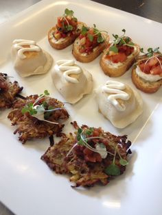 Amazing Appetizers www.twounique.com