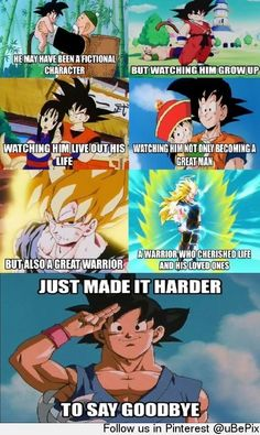 "Yeah!!! Son Goku, the hero of ""Dragon Ball"" :) Big inspiration since the time I was in grade school. :)"