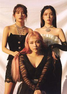Seulgi, Yeri and Irene Kpop Girl Groups, Korean Girl Groups, Kpop Girls, Red Velvet Seulgi, Red Velvet Irene, I Love Girls, Cool Girl, K Pop, Asian Music Awards