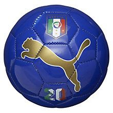 Football, Ballon, Puma, Soccer Ball, Fan, Sports, Italy, Workout Equipment, Accessories