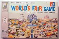 The Official New York World's Fair Panorama Game 1964-1965 | Board Game | BoardGameGeek