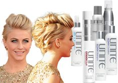 Julianne Hough's Edgy Fauxhawk for the Golden Globe's Tutorial   Hair by Jewels