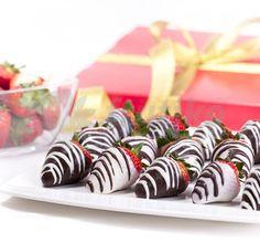 Everybody loves strawberries order this lovely strawberry boxes on julyhttp://www.frutiko.cz/en/strawberries-dark-chocolate