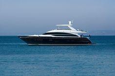 Princess 82 Motor Yacht -