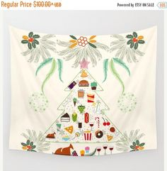 SALE FLAT 20% OFF Wall tapestry, tapestry, hippie tapestry, christmas decor, wall hanging by Famenxt on Etsy https://www.etsy.com/listing/260173359/sale-flat-20-off-wall-tapestry-tapestry