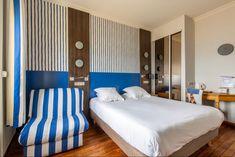 Chambre double confort vue sur mer 4 eme étage