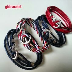 Sarmal çapa ⚓ #gbbracelet #bracelet