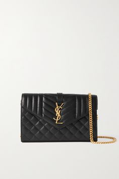 Saint Laurent Bag, Fine Watches, You Bag, Clutch Bag, Leather Shoulder Bag, Calves, Zip Around Wallet, Saints, Texture
