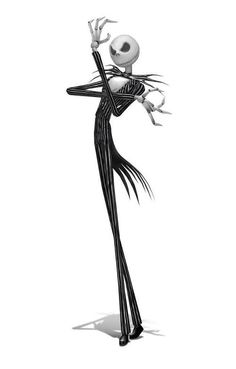 """""""What's your favorite Christmas movie?"""" Is there really any question? Nightmare before Christmas. Jack Skellington."""