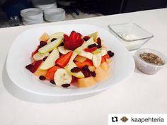 @kaapehteriaInicia este día con nuestro #KáapeCOMBO #desayuno del día de hoy o con lo que más te guste de nuestro delicioso menú!  PEDIDOS AL: (983) 162 1240  #Káapehtería #TeHaceElDía #ConsumeLocal #KáapehCOMBO #Káapehtear #KáapehteAMIGOS #Cafetería #Café #Alimentos #Postres #Pasteles #Panes #Cancún #Chetumal #México