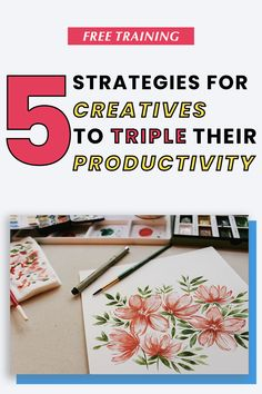 Are you a content creator who should be doing more with their time but just...aren't? Then look no further than these proven strategies to triple your productivity. Every day, you'll be more productive and get more done in less time – use one or two or even all the time management tips in this video training. Business Entrepreneur, Business Tips, Time Management Strategies, Productivity Hacks, Passion Project, Free Training, Setting Goals, Getting Things Done, Have Time