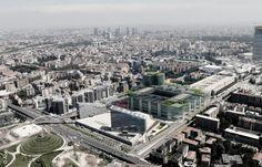 Arup revela diseño del nuevo estadio del A.C. Milán