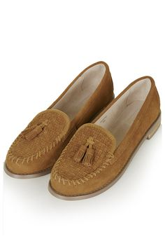 LISBON Suede Loafers – Daily Shoes – February 19th - http://musteredlady.com/lisbon-suede-loafers/ .. http://j.mp/19K5QPd | MusteredLady.com