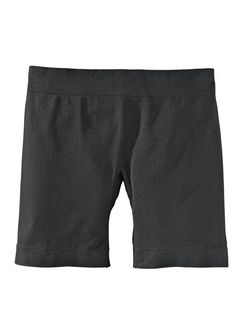 Shop Women's Seamless Slip Shorts. Soft, smooth, stretchy undershorts replace a slip, eliminate cling, prevent chafing & turn any skirt into a skort.