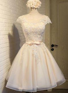 Light Blue Charming Homecoming Dresses, Lovely Short Prom Dresses, For… Dama Dresses, Quince Dresses, Quinceanera Dresses, Short Dresses, Prom Dresses, Formal Dresses, Dress Prom, Elegant Dresses, Sexy Dresses