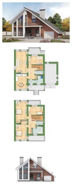 Ev villa projesi 200-007-R | House Expert