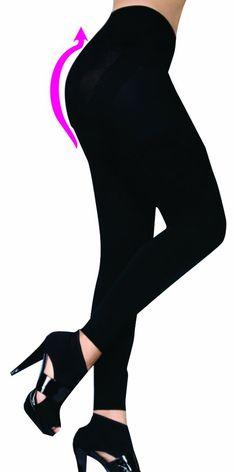 Aranza Women s Leggings Body Shaper Butt lifter Colombian Size Large Black 9d429d5c341