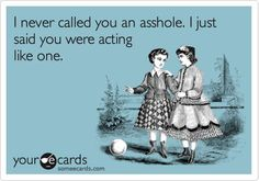 Funny E Cards-think this comes up with Eric and I often.