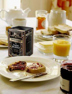 Bạn biết gì về các loại trà đen ở Anh