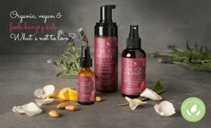 Love for Humanity Organics is a new USDA Certified Organic skincare line that gives a meal to a child for every product you buy. Get 25% off or win some!