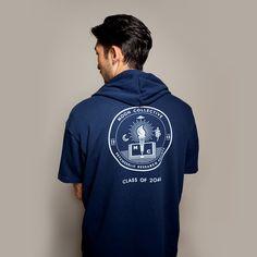 Moon Collective - New: Class of 2046 S/S Hoodie