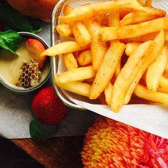 Honey fries