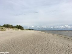 The beach resort town of Pärnu deserves its title. The beach is wonderful with its white sand and seemingly endless expanse. Beach Hotels, Beach Resorts, Woman Beach, Beach Walk, Mojito, Great View, Small Towns, Walking, Island