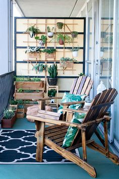 Home Decor Balcony Garden Outdoor Living