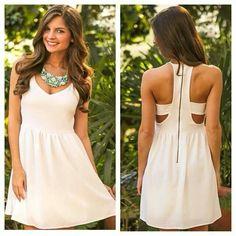or bridal shower dress