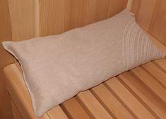 Sauna Pillow - 8x16.5 (Tan)   #saunas.com