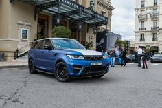 2015 Larte Design Range Rover Sport Winner  #British_brands #Larte_Design #Segment_J #Range_Rover #Land_Rover #tuning