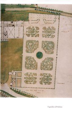 San Giacomo Palace' garden: the italian garden San Giacomo, Palace Garden, Italian Garden, Garden Design, Villa, Quilts, Italy, Quilt Sets, Quilt