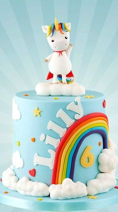 Super Unicorn Cake