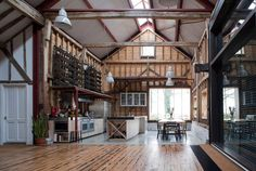 Liddicoat & Goldhill design the Ancient Party Barn, a barn conversion http://www.caandesign.com/liddicoat-goldhill-design-ancient-party-barn-barn-conversion-contemporary-atmospheric-getaway-relaxing-gathering/?utm_content=buffer8d451&utm_medium=social&utm_source=plus.google.com&utm_campaign=buffer