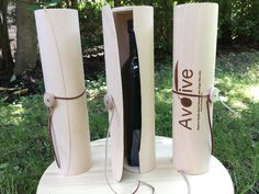 <3 A Fantastic Gift For Housewarming, Bridal Shower, Baby Shower, Corporate Gifts, Thank You Gift,...You Name it! <3   Wrap Your Olive Oil Gift, With This Beautiful Fancy and Unique Birch Wood Box and Make Everyone Go Wow! Find them here: http://www.avolive.com/product-category/gift-wraps/