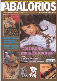Crea con Abalorios nº 16 - laa laa - Picasa Web Albums...FREE MAGAZINE AND BEADING PATTERNS!!
