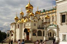 Moscou - Kremlin - Annonciation