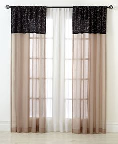 pretty window treatments