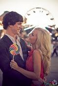 Love at the fair. #wedding #picture #engagement #love